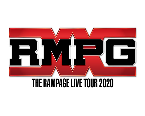THE RAMPAGE LIVE TOUR 2020 RMPG